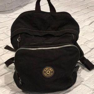 Black Kipling Backpack
